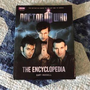 Doctor Who, The Encyclopedia